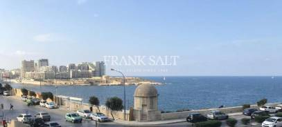 Valletta, Furnished Apartment