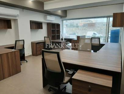 Mosta, Finished Office