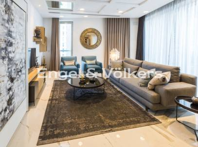 Luxuriously Furnished Apartment in Tigne Point