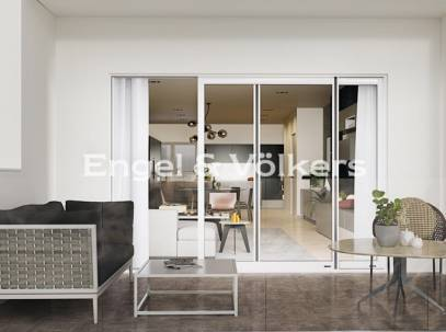 Fully Finished Penthouse in Sliema