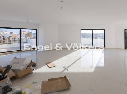 Brand New Corner Penthouse for Sale in Qawra