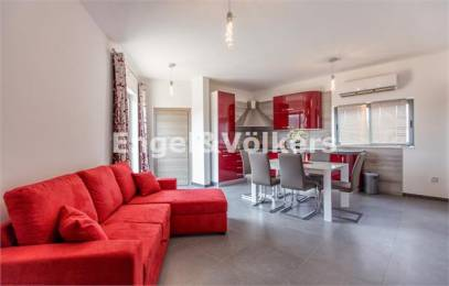 A Furnished Penthouse for Sale in Marsascala