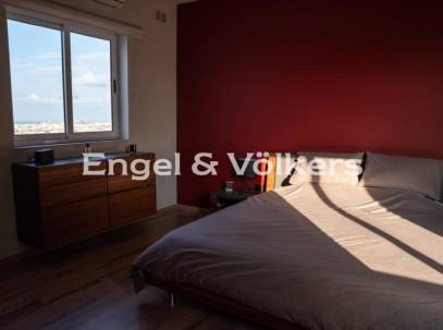 3 Bedroom Penthouse with Airspace in Zebbug