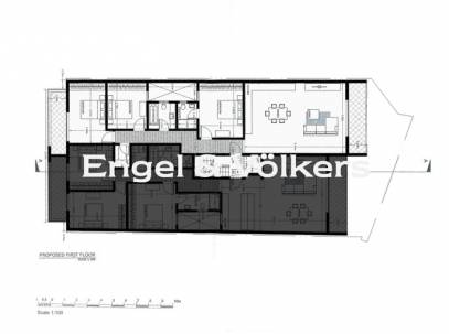 Third floor, 3 bedroom Apartment in Mgarr