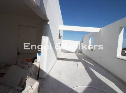 Penthouse with 100 Sqm Terrace in Zejtun