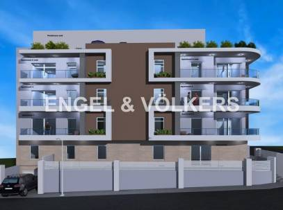 Corner Maisonette With 65 Sqm Outdoor Space