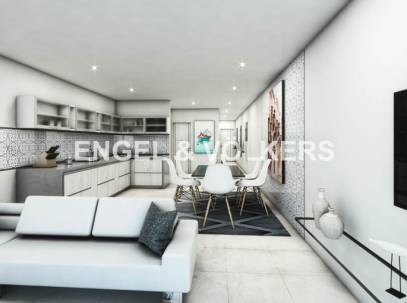 Spacious Penthouse With 23 Sqm Terraces