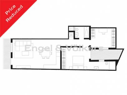 Ground Floor Maisonette in Sliema