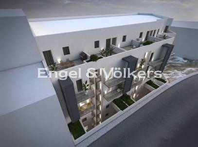 Fully finished three bedroom Apartment for sale in Mellieha