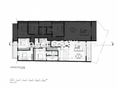 First floor, 3 bedroom Apartment in Mgarr