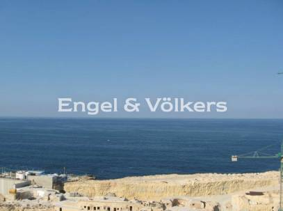 3 Bedroom Penthouse in Sliema For Rent