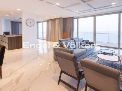 3 Bedroom Sea View in Sliema for Rent