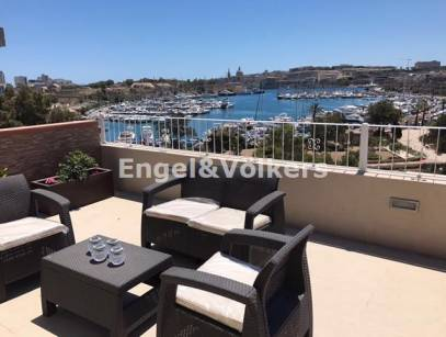 Brand New Penthouse to Let in Gzira