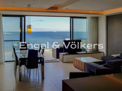 Brand new 3 bedroom Penthouse for rent in Bugibba