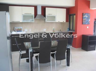 3 Bedroom Duplex Penthouse for rent in Msida.