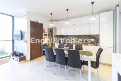 A Luxurious Penthouse For Rent in Marsascala