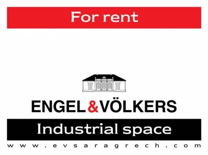 Commercial Property for lease in industrial area.