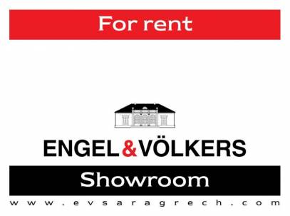 Commercial Showroom in Maghtab for rent