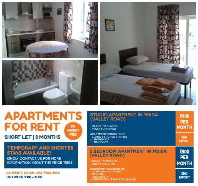 Reverie Unit 3 - COVID19 ACCOMMODATION