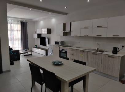 Newly built, fully and highly finished and furnished and equipped, 1st floor Luxury squarish layout