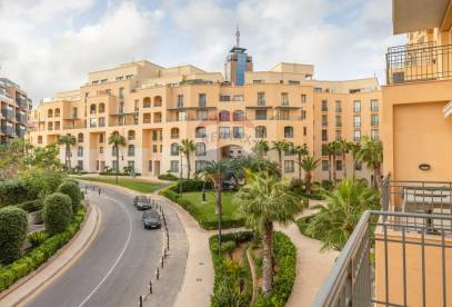 Rare opportunity - One bedroom apartment with side sea-view